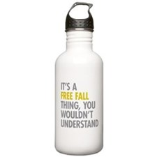 Its A Free Fall Thing Water Bottle