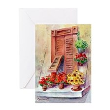 ital.wind Greeting Cards