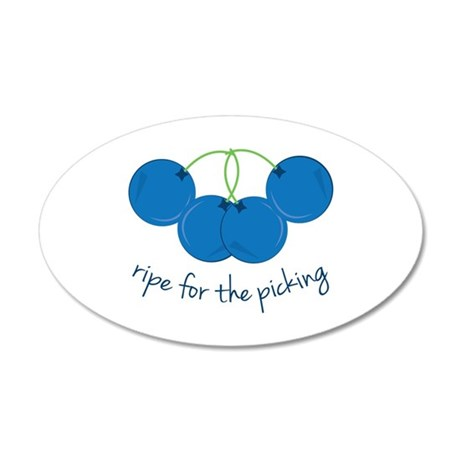 Ripe for the Picking Wall Decal