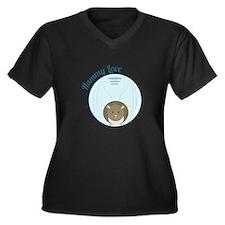 Hammy Love Plus Size T-Shirt