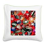 Christmas Square Canvas Pillow