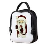 Christmas Neoprene Lunch Bag
