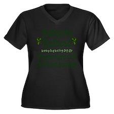 authenticnew Plus Size T-Shirt