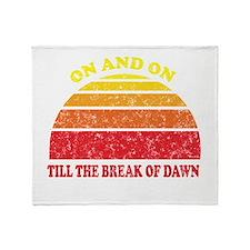 Cute Breaking dawn Throw Blanket