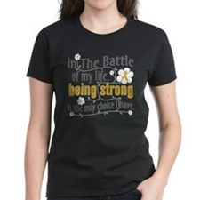 Appendix Cancer Battle Tee