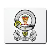 ROBERTSON Coat of Arms Mousepad