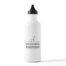 The Squirrel Whisperer Water Bottle