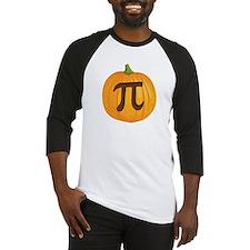 Halloween Pumpkin Pie Pi Baseball Jersey