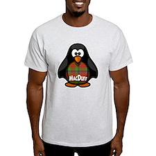 MacDuff Tartan Cross T-Shirt
