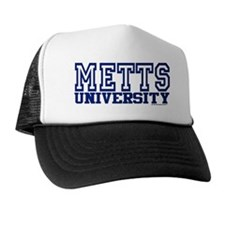 METTS University Trucker Hat