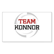 Konnor Rectangle Decal