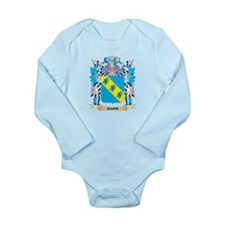 Hamm Coat of Arms - Family Crest Body Suit