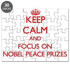 Cute Obama peace Puzzle
