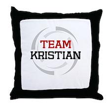 Kristian Throw Pillow