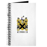 PURCELL Coat of Arms Journal
