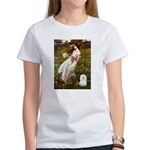 Windflowers & Bolognese Women's T-Shirt