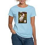 Windflowers & Bolognese Women's Light T-Shirt