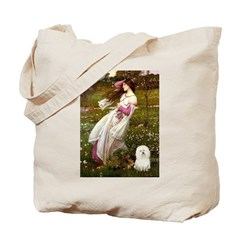 Windflowers & Bolognese Tote Bag