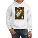 Windflowers & Bolognese Hooded Sweatshirt