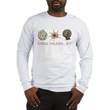Long Island Shells Long Sleeve T-Shirt