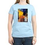Cafe & Bolognese Women's Light T-Shirt