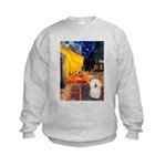 Cafe & Bolognese Kids Sweatshirt