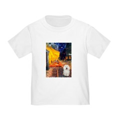 Cafe & Bolognese Toddler T-Shirt