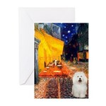 Cafe & Bolognese Greeting Cards (Pk of 10)