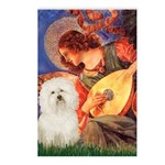 Mandolin Angel & Bolognese Postcards (Package of 8