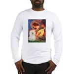 Mandolin Angel & Bolognese Long Sleeve T-Shirt
