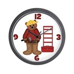 Construction Worker Clock