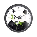 Panda bear Basic Clocks