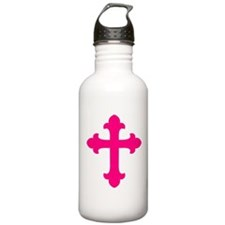 Funny Christ Water Bottle