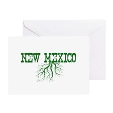 New Mexico Roots Greeting Card