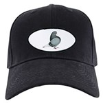 Blue PH Domestic Flight Black Cap