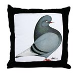 Blue PH Domestic Flight Throw Pillow
