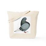 Blue PH Domestic Flight Tote Bag
