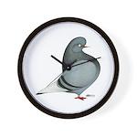 Blue PH Domestic Flight Wall Clock