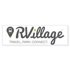 Rvillage Bumper Bumper Stickers