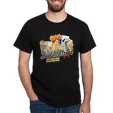 Vegas Just Married T-Shirt
