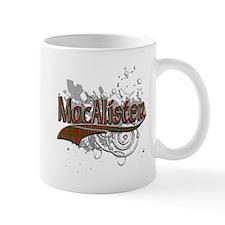 MacAlister Tartan Grunge Mug