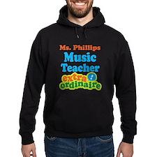 Music Teacher extraordinaire Hoodie