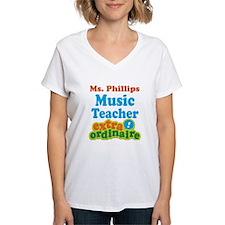 Music Teacher extraordinaire T-Shirt