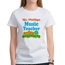 Music Teacher extraordinaire T-Shirt