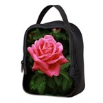 Rose Neoprene Lunch Bag