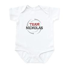 Nickolas Infant Bodysuit