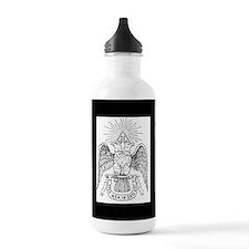 Cute Scottish rite Water Bottle
