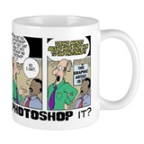 Graphic Artist/Photoshop Mug
