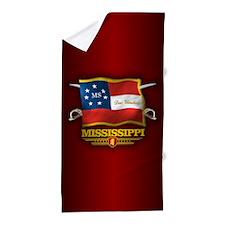 Mississippi DV Beach Towel