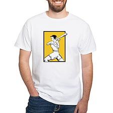 Softball Player T-Shirt